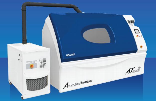 Korozní komora Ascott Atmosfär Premium